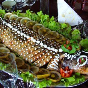Блюда из Рыбы и Птицы